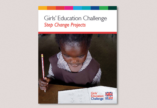 Girls' Education Challenge Step Change Projects