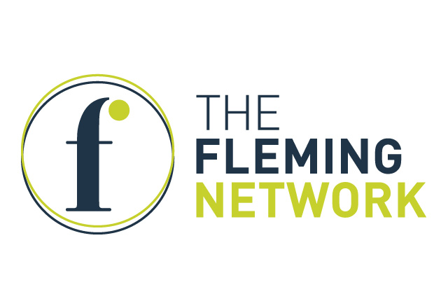 The Fleming Network logo