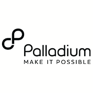 Palladium logotype